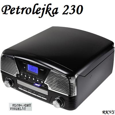 Petrolejka 230
