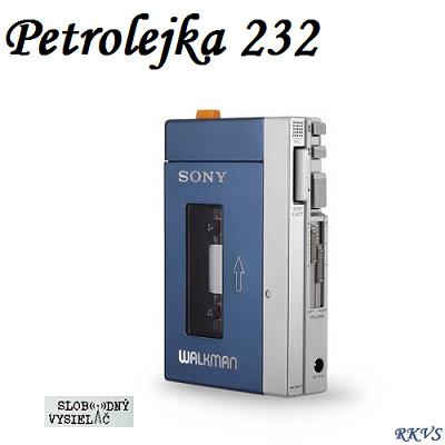 Petrolejka 232 (repríza)