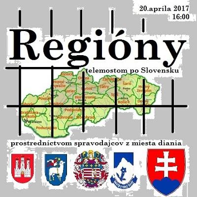 Regióny 08/2017 (repríza)