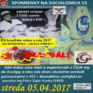 Spomienky na Socializmus 15