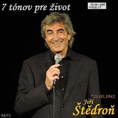 7 tónov pre život…Jiří Štědroň