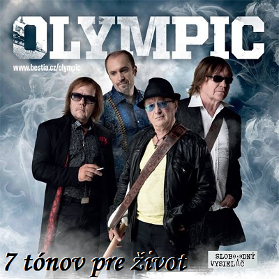 7 tónov pre život…Olympic