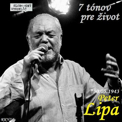 7 tónov pre život…Peter Lipa