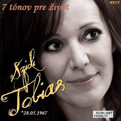 7 tónov pre život…Szidi Tobias