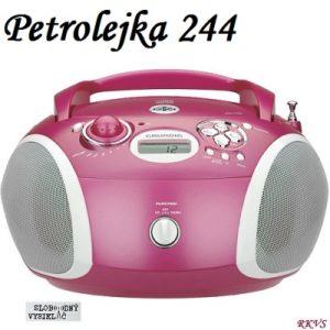 Petrolejka 244