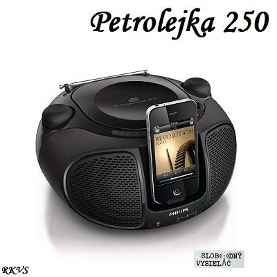 Petrolejka 250