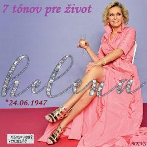 7 tónov pre život...Helena Vondráčková