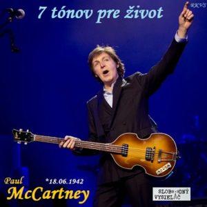 7 tónov pre život…Paul McCartney