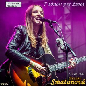7 tónov pre život…Zuzana Smatanová