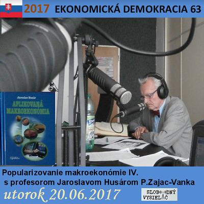 Ekonomická demokracia 63 (repríza)