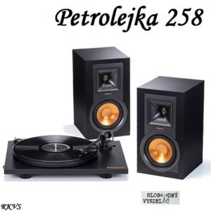 Petrolejka 258