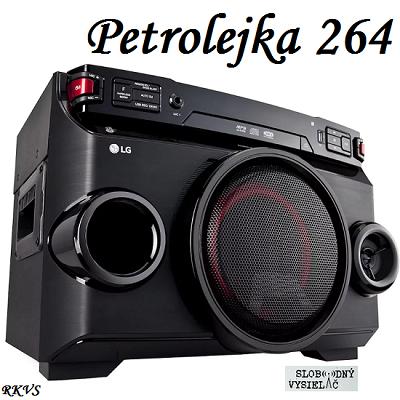Petrolejka 264 (repríza)