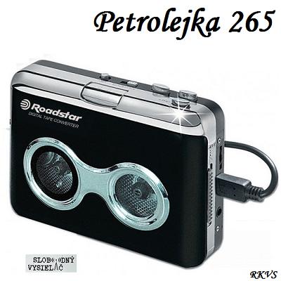 Petrolejka 265