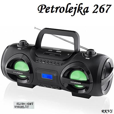 Petrolejka 267