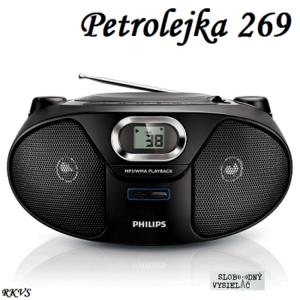 Petrolejka 269