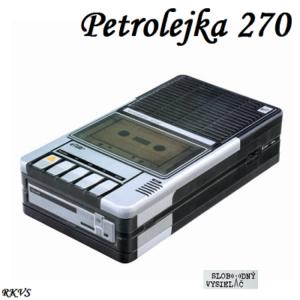 Petrolejka 270
