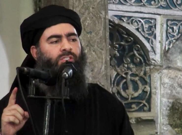 Islamský štát potvrdil smrť vodcu Bagdádího, oznámila iracká televízia 1