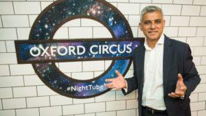Londýnske metro končí s oslovením Dámy a páni. 1