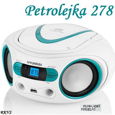 Petrolejka 278 (repríza)