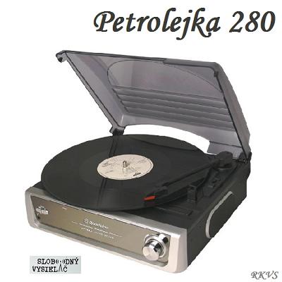 Petrolejka 280