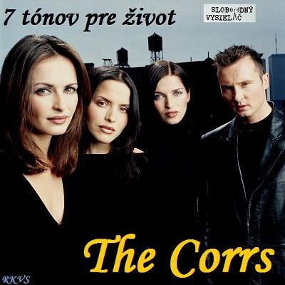 7 tónov pre život…the Corrs
