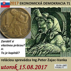 Ekonomická demokracia 71