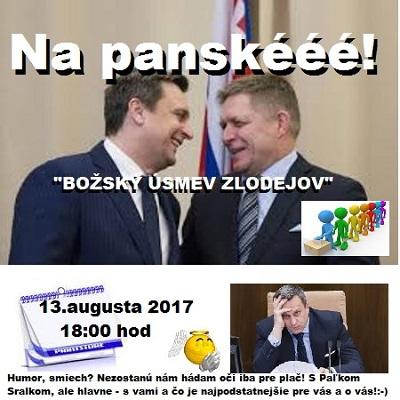 Na panské 24/2017 (humoristický týždenník) repríza