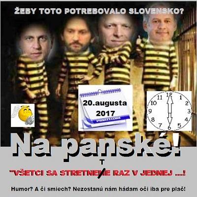Na panské 25/2017 (humoristický týždenník) repríza