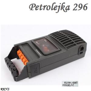 Petrolejka 296