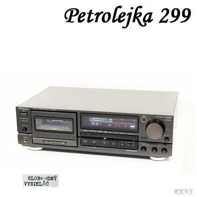 Petrolejka 299