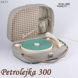 Petrolejka 300