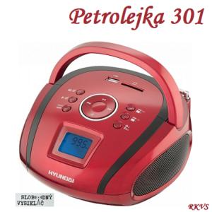 Petrolejka 301