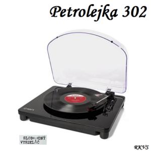 Petrolejka 302