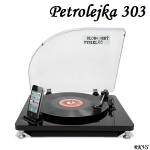 Petrolejka 303