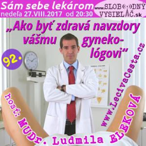 Sám sebe lekárom 92 (Ako byť zdravá navzdory vášmu gynekológovi)
