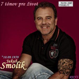7 tónov pre život…Jakub Smolík
