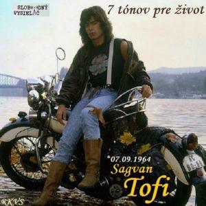 7 tónov pre život…Sagvan Tofi