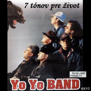 7 tónov pre život…Yo Yo Band
