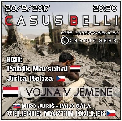 Casus belli 23 (repríza)