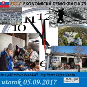 Ekonomická demokracia 73