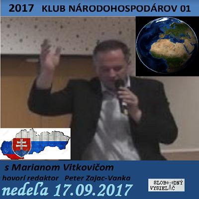 Klub národohospodárov Slovenska 01 (repríza)
