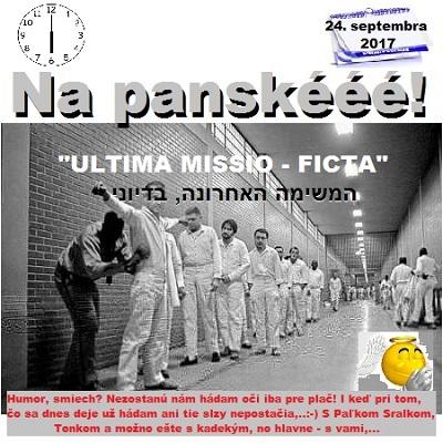 Na panské 30/2017 (humoristický týždenník)