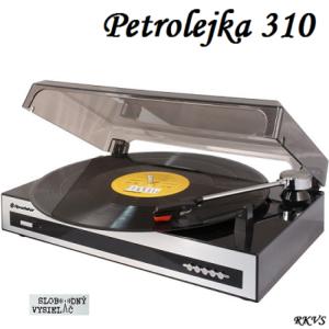 Petrolejka 310