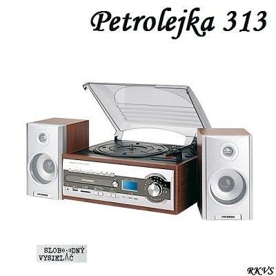 Petrolejka 313