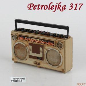 Petrolejka 317