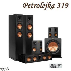 Petrolejka 319