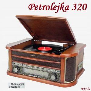 Petrolejka 320