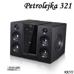 Petrolejka 321