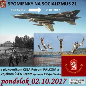 Spomienky na Socializmus 21