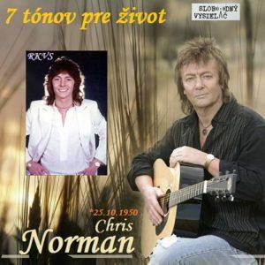 7 tónov pre život…Chris Norman